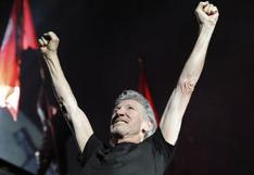 Roger Waters sorprendió a todos al anunciar que se casó por quinta vez
