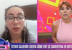 Coronavirus Perú: Mujer en cuarentena quiere viajar a Trujillo