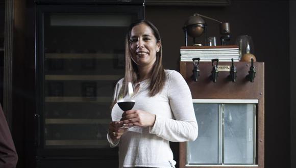 Conoce a Cristina Vallarino, la catadora de vinos más reconocida del país