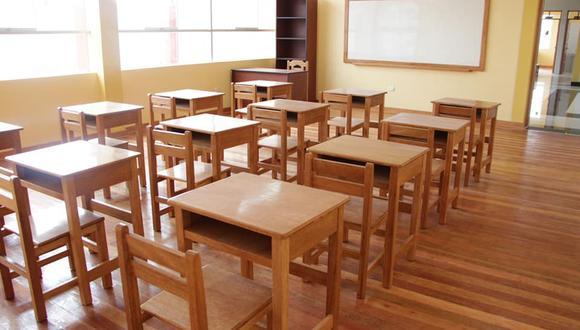 Ninguna institución educativa del departamento altiplánico está apto para asumir tal estrategia. (Foto: Difusión)
