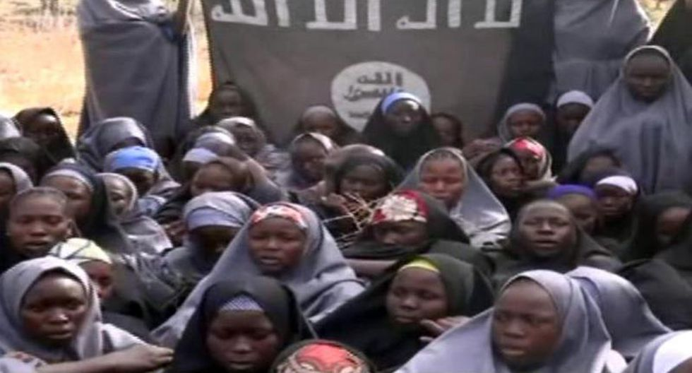 Escolares escapan de Boko Haram tras 3 semanas de caminata