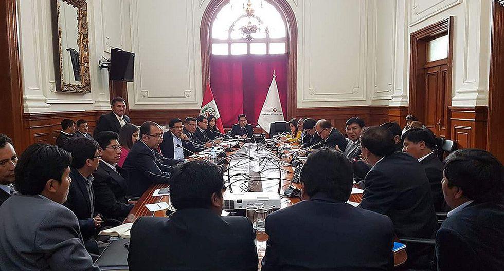 Continúa disputa entre Moquegua y Puno por presa Paltuture