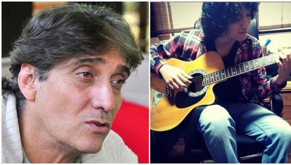 Hijo de Guillermo Dávila arremete contra el cantante, tras conocer que ingresará a 'La Voz Perú'.