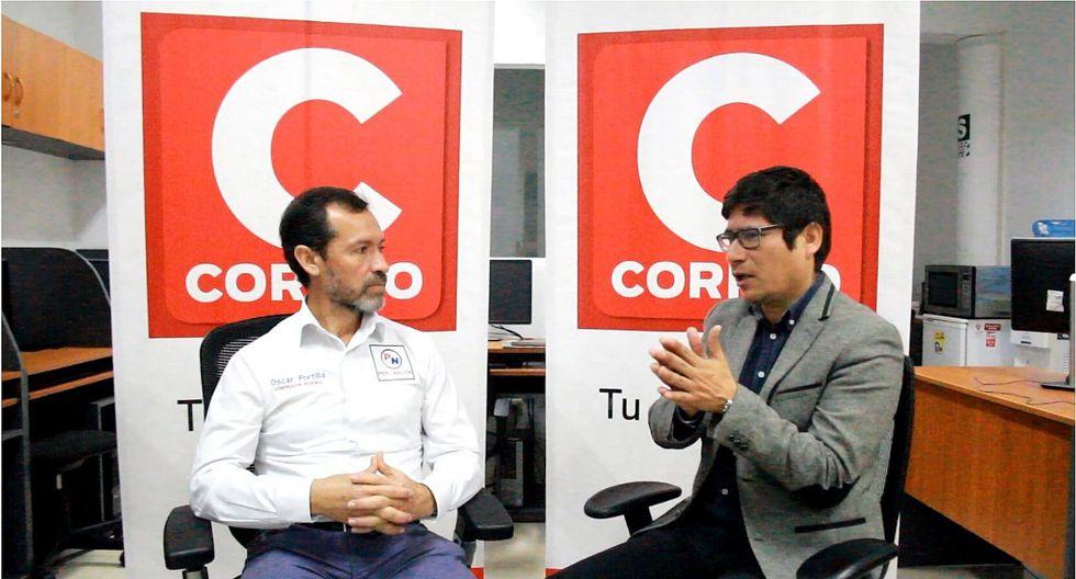 """Óscar Portilla expone sus propuestas en """"Debate de Miércoles"""" (VIDEO)"""