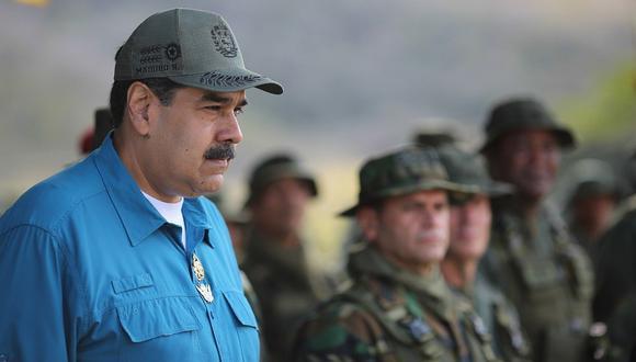 """Nicolás Maduro: """"No voy a pasar a la historia como un hombre que le dio la espalda a su pueblo"""""""
