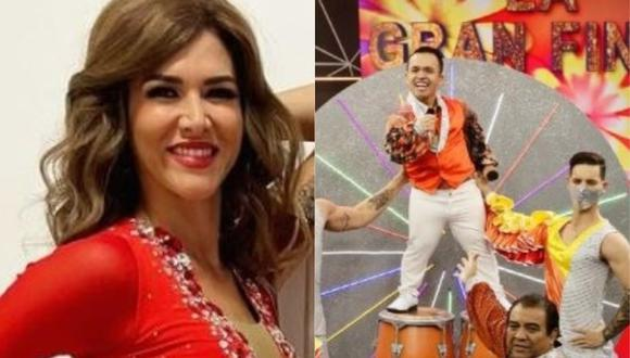 Anahí de Cárdenas y 'Chikiplum' fueron los primeros eliminados de la competencia.