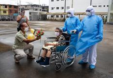 Huánuco: Abuelita de 91 años de edad vence al coronavirus