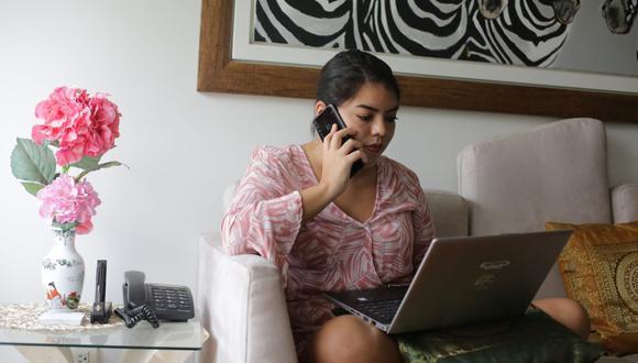 Proximity Perú recomienda a las empresas implementar charlas o webinars de consejería sobre temas como el reconocimiento y manejo del estrés, ejercicios para aliviar la ansiedad, tips para el entorno laboral en casa, y de ser posible, implementar un área de psicología organizacional. (Foto: Marco Ramón / GEC)