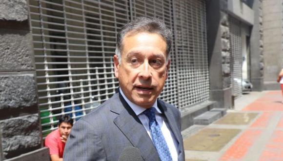 Sobre el empresario chileno Gerardo Sepúlveda pesa una orden de impedimento de salida del país por 4 meses, que vence el 13 de diciembre. (Foto: GEC)