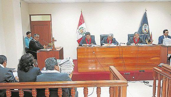 Prolongan decisión sobre apelación a condena a Victoria Espinoza y Julio Cortez