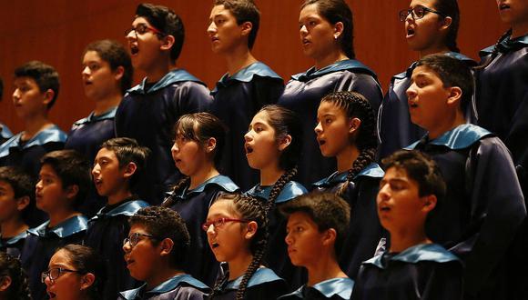 Coro Nacional de Niños presentará homenaje al pop rock de los 80
