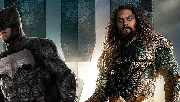 'Aquaman': el argumento la sitúa justo después de 'Justice League'