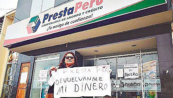 Exahorristas de PrestaPerú piden se reinicien investigaciones