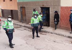 Burdel clandestino operaba en Santiago pese a pandemia de COVID-19, en Cusco
