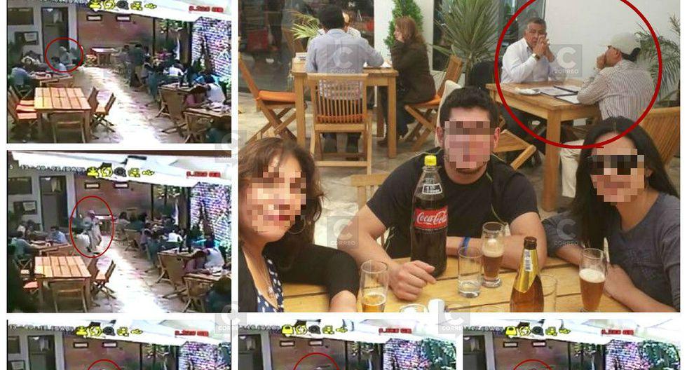 """You Tube: """"Selfie"""" capta rostros de ladrones que roban en restaurantes"""