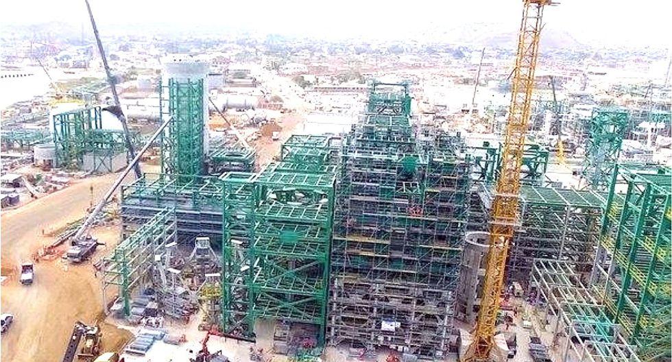 Disputas y arbitrajes podrían retrasar inauguración de la refinería de Talara
