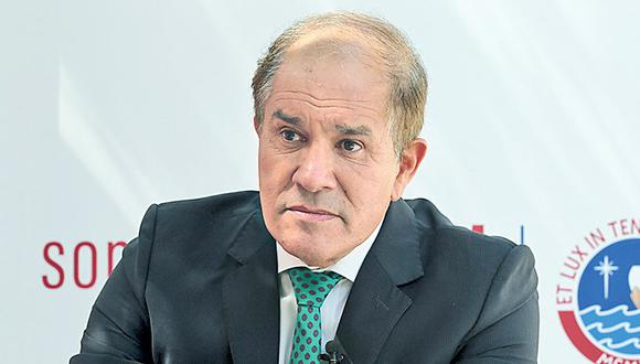 Alejandro Indacochea sostuvo que el ganador de las elecciones presidenciales tendrá grandes problemas en la parte social, política, económica y gobernabilidad. (Foto: GEC)
