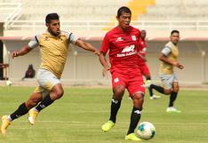 Binacional perdió 6-1 ante Melgar en partido amistoso