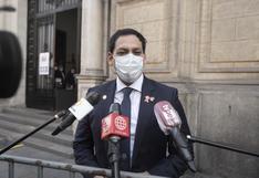 """Luis Valdez: """"No existe el mínimo ánimo de llegar a una censura contra Sagasti"""""""
