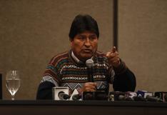Ex presidente de Bolivia, Evo Morales, llegará a Arequipa