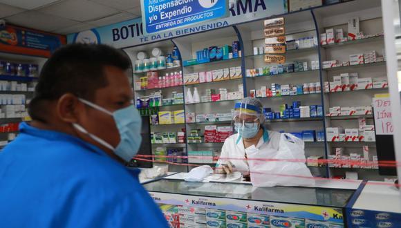 Ministerio de Salud modificó el reglamento de Establecimientos Farmacéuticos con el fin de simplificar procesos de funcionamientos de farmacias y laboratorios. (Foto: GEC)