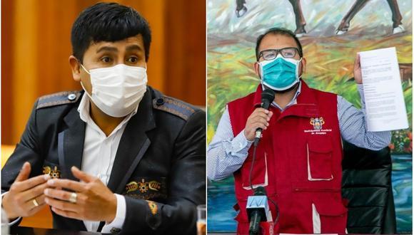 Gobernador y alcalde de Arequipa no quieren más cuarentena