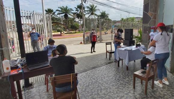 Los coordinadores de la campaña esperan que empresarios locales, comerciantes, funcionarios y pobladores puedan hacer sus depósitos de forma voluntaria.