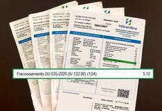 Aplican fraccionamiento de deudas a usuarios del servicio eléctrico de La Libertad