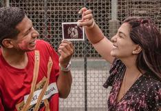 Ana Siucho publica primera foto de Edison Flores con su bebé