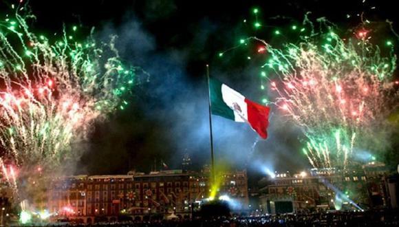 Los mexicanos celebran el Grito de Dolores cada 15 de septiembre. (Getty Images).