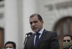 Congresista José Williams: Ministro Barranzuela se presentará ante la Comisión de Defensa el lunes