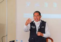 Gobernador Regional de Huánuco Juan Alvarado da positivo para coronavirus
