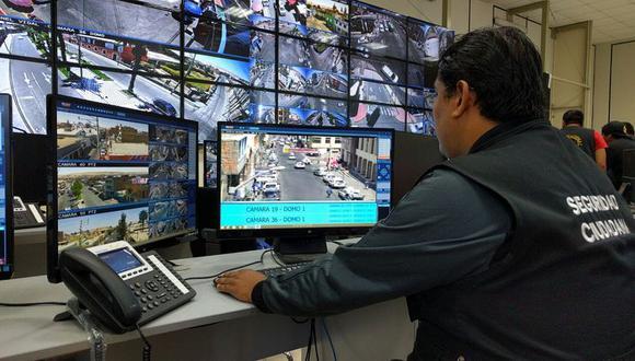 Tacna: Camáras de vigilancia sin ser operadas por policías