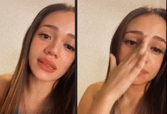 Mayra Goñi se quebró al referirse a quienes perdieron seres queridos por el COVID-19 (VIDEO)