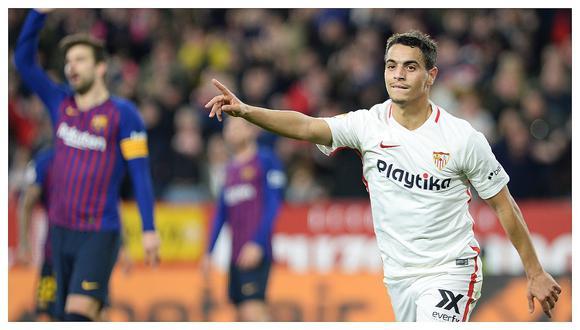Barcelona perdió 2-0 ante Sevilla por la Copa del Rey (VIDEO)