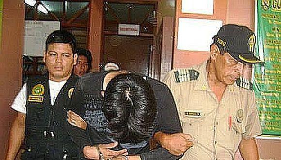 Cañete: 22 años de prisión para sujeto que mató a su pequeña hija por negarse a comer