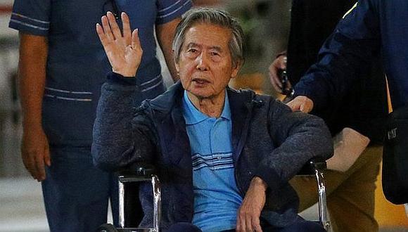 Corte Suprema decide ampliar plazo para deliberar apelación sobre indulto a Fujimori