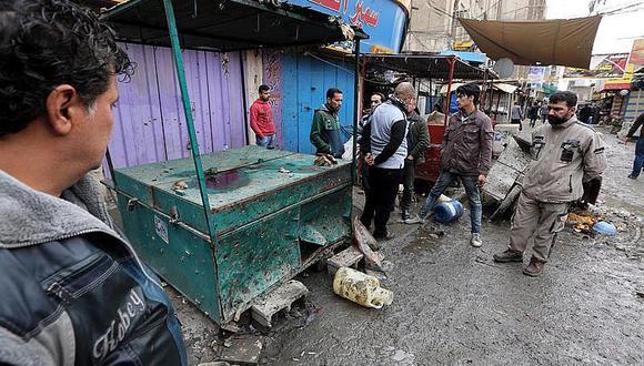 Bagdad: Al menos 28 muertos y 53 heridos deja dos explosiones