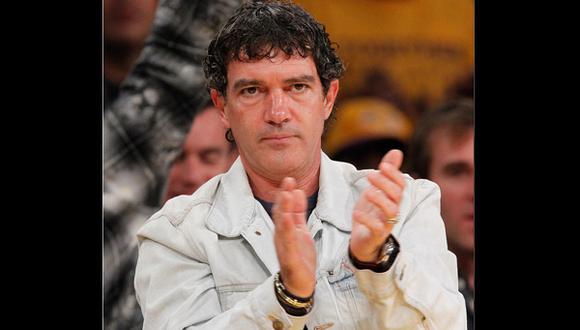 Antonio Banderas llegaría a Lima en el 2013