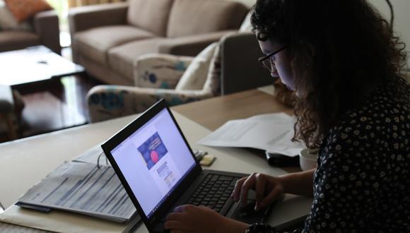 Trabajar desde casa no evita que tenga beneficios. (Foto: GEC)