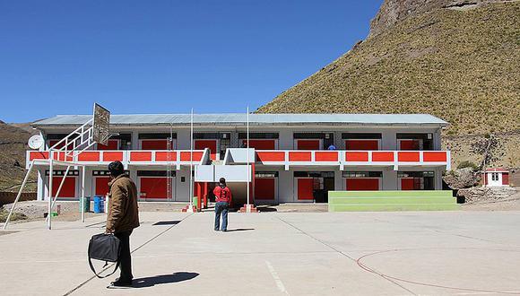 Moquegua: Sustraen computadoras en colegio de Ichuña