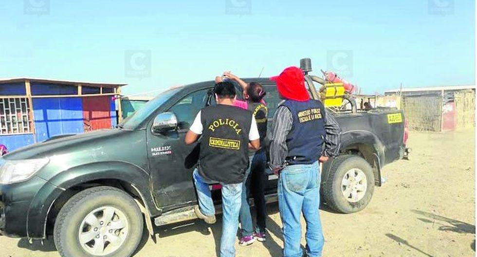 Mujer fue encontrada muerta en una camioneta en Yanahuara