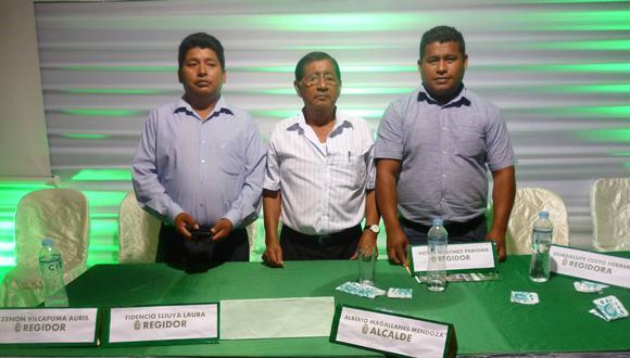 Chincha: Procesos de vacancia golpean a Alto Larán que ya tiene tres alcaldes.