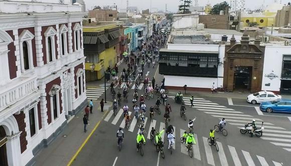 La actividad se realizará el sábado con el objetivo de promover el uso de transportes no motorizados.