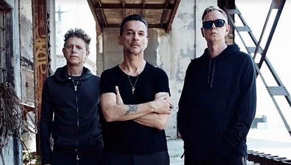 """Depeche Mode: La banda nacional """"Cementerio Inocentes"""" abrirá el show en Lima"""