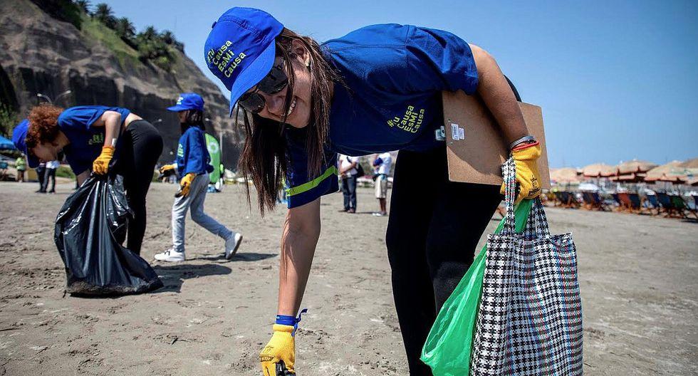 Más de 400 personas se unen para limpieza extrema del río Rímac