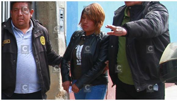 Mujer mata a pareja de puñalada en la femoral y la capturan denunciando una agresión