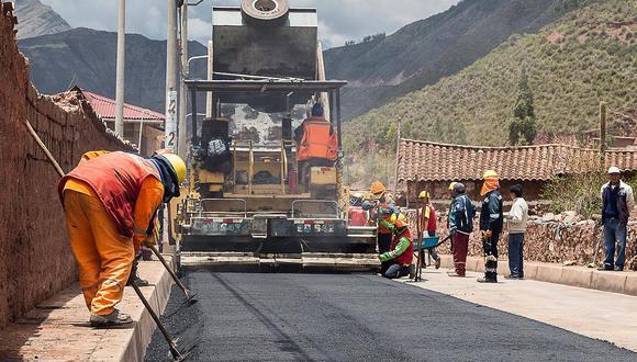 Reinician obras en toda la región Cusco