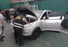 Independencia: cae sujeto que vendía camionetas robadas en las redes sociales