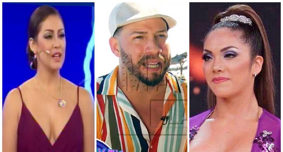 """Karla Tarazona tras confesiones de Kevin Blow: """"La 'Chabela' en versión hombre"""" (VIDEO)"""